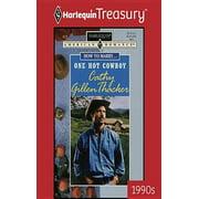 One Hot Cowboy - eBook