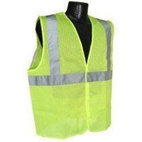 SV2GML Class 2 Mesh Safety Vest, Green, Large by, Radians SV2GML Class 2 Mesh Safety Vest, Green, Large By Radians by