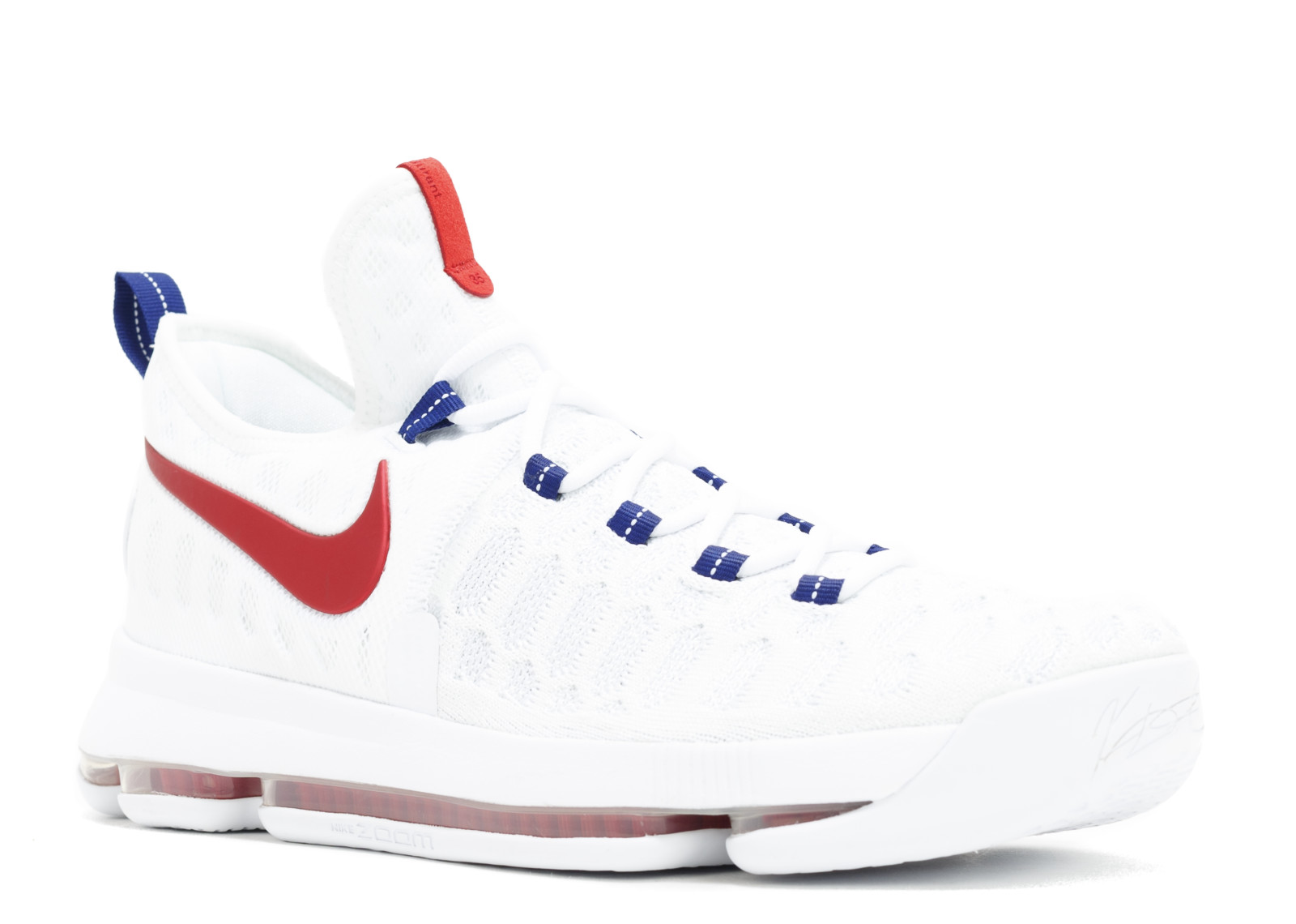 los angeles b1e95 e23a4 Nike - Men - Zoom Kd 9  Usa  - 843392-160 - Size 9