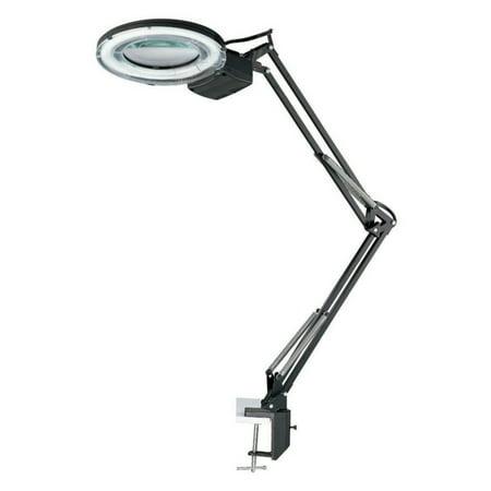Lite Source Magnar Magnifier Desk Lamp