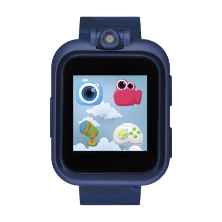 iTech Jr. Kids Smartwatch for Boys - Navy Camouflage