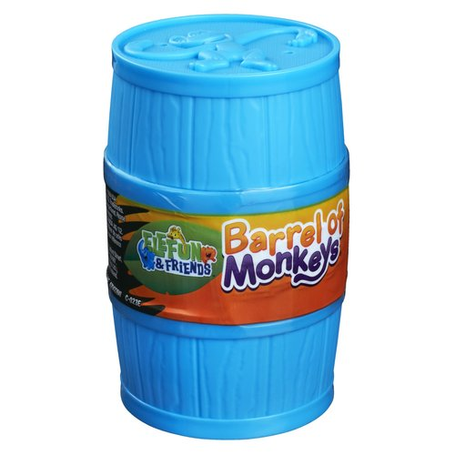 "Elefun and Friends Barrel of Monkeys Game ""Color May Vary Item"""