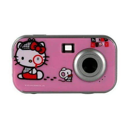 Hello Kitty Kids Digital Camera Snap N' Share Sanrio PC Download Pictures & Edit Software - Hello Kitty Camera