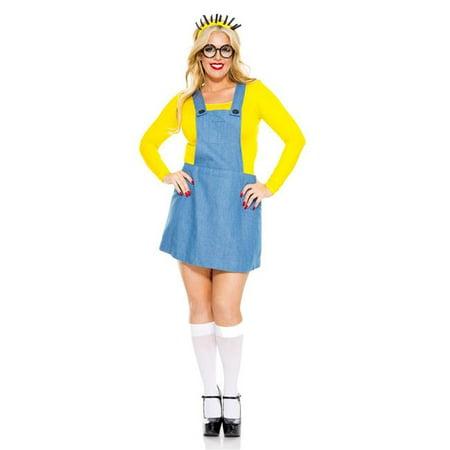 Music Legs 70862Q-3X-4X 3 Piece Human Mania 2 Costume, 3X & 4X