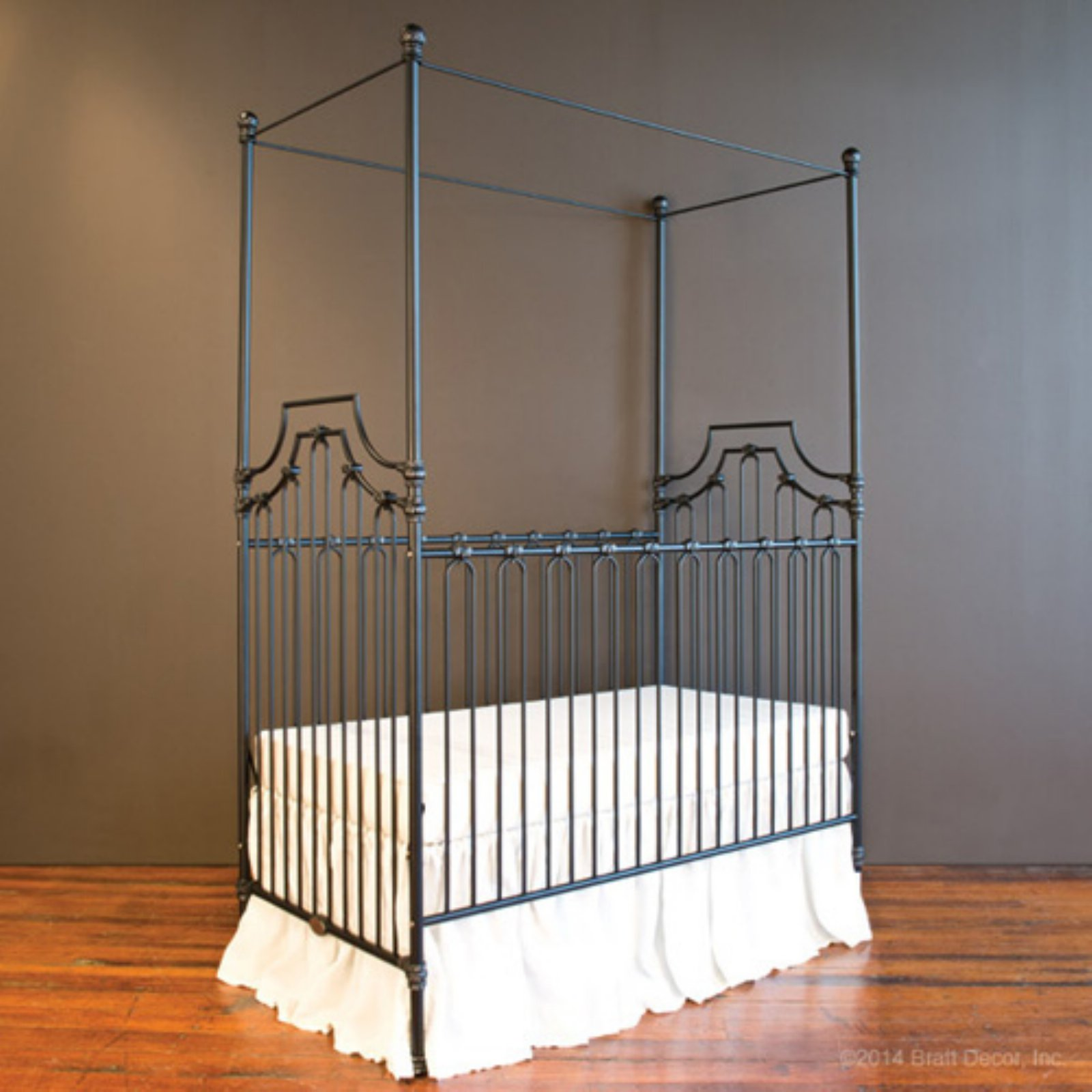 Bratt Decor Parisian 3-in-1 Crib