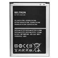 new 3100 mah replacement battery for samsung galaxy note 2 ii (i317 i605 l900 r950 t889) - eb595675la - beltron