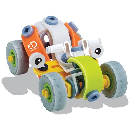Discovery kids flex tech flexible 3d bug puzzle building for Flexible roofing material