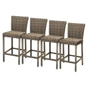 TK Classics Cape Cod Bar Stool Set of 4 by Bar Stool Sets