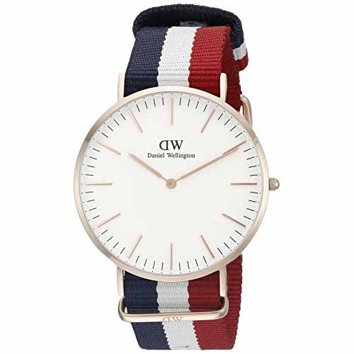 Daniel Wellington Classic Cambridge 40mm Men's Watch