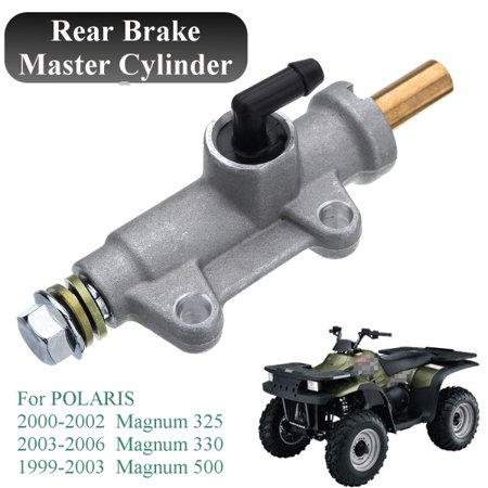 Gsxr600 Rear Brake Master Cylinder - Rear Brake Master Cylinder Metal For Polaris Sportsman Magnum 325 330 500 99-06