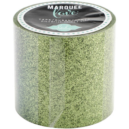 Heidi Swapp Marquee Love Washi Tape, .875""
