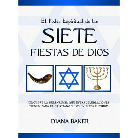 El Poder Espiritual de las Siete Fiestas de Dios - eBook](Fiesta De Halloween Peru)