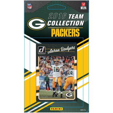 Green Bay Packers 12-Pack 2016 NFL Team Set - No Size