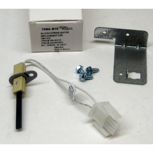 768a 815 Furnace Nitride Ignitor Fits Trane Ign00117 A341947p01 A341990p01 Walmart Com Walmart Com
