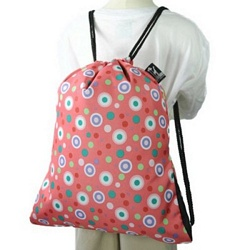 Polka Dots Back Sack