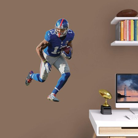 Fathead Nfl New York Giants Odell Beckham Jr  2015 Wall Decal