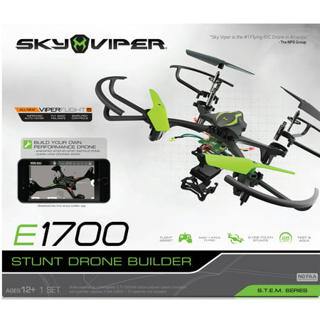 Best Sky Viper E1700 DIY Stunt Drone Builder deal