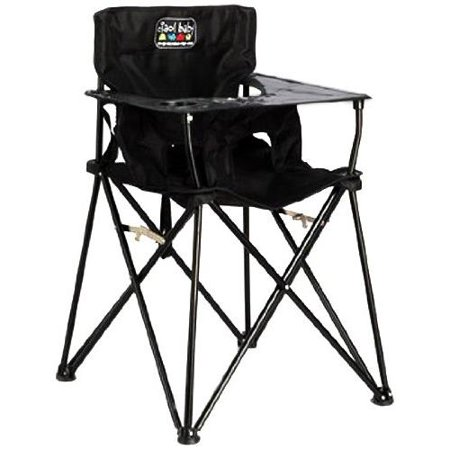 ciao! baby go-anywhere-highchair - Black - Baby Green Color