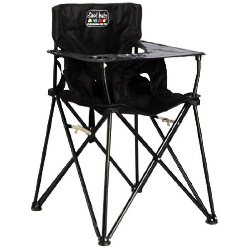 ciao! baby go-anywhere-highchair - Black