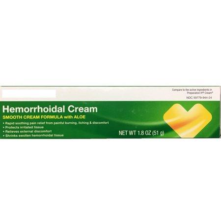 Cvs Pharmacy Hemorrhoidal Cream  Max Pain Relief With Aloe 1 8 Oz
