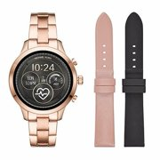 Michael Kors (Mkt5054) Slim Runway Rose Gold Variable Smart Watch