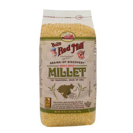 Bob's Red Mill Whole Grain Millet, 28 Oz