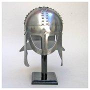 Viking's Armored Helmet