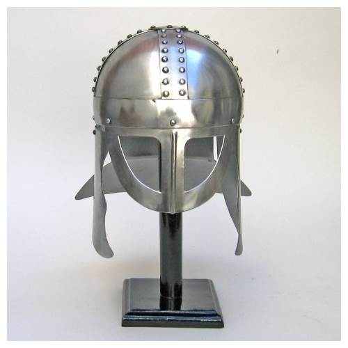 Viking's Armored Helmet