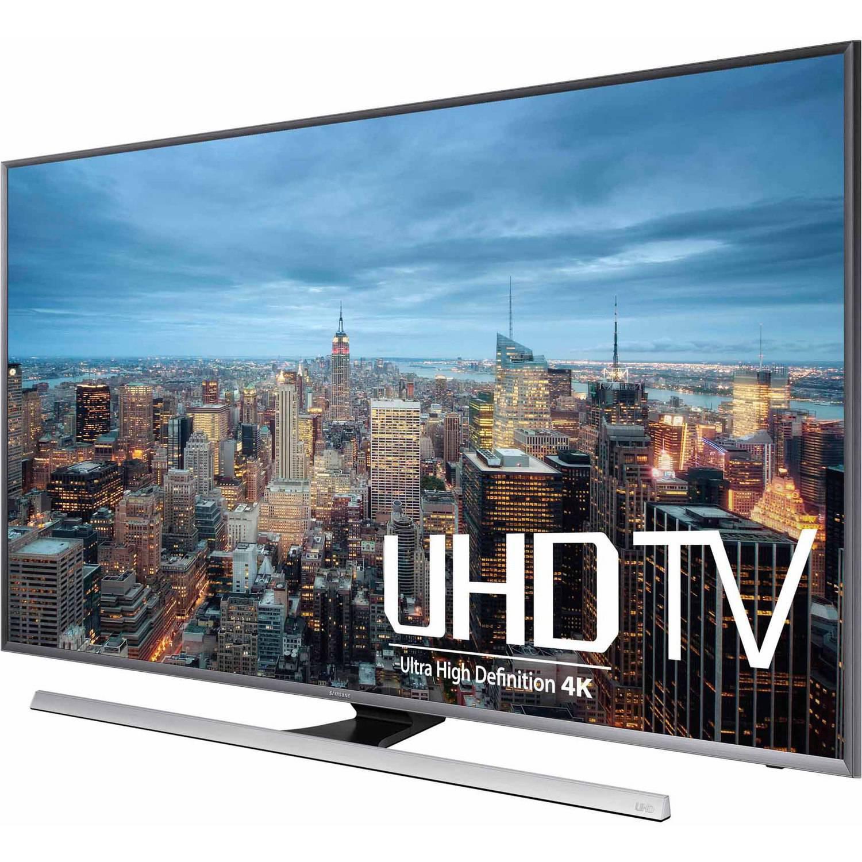 "Refurbished Samsung UN65JU7100FXZA 65"" 4K Ultra HD 2160p 120Hz LED Smart HDTV (4K x 2K)"