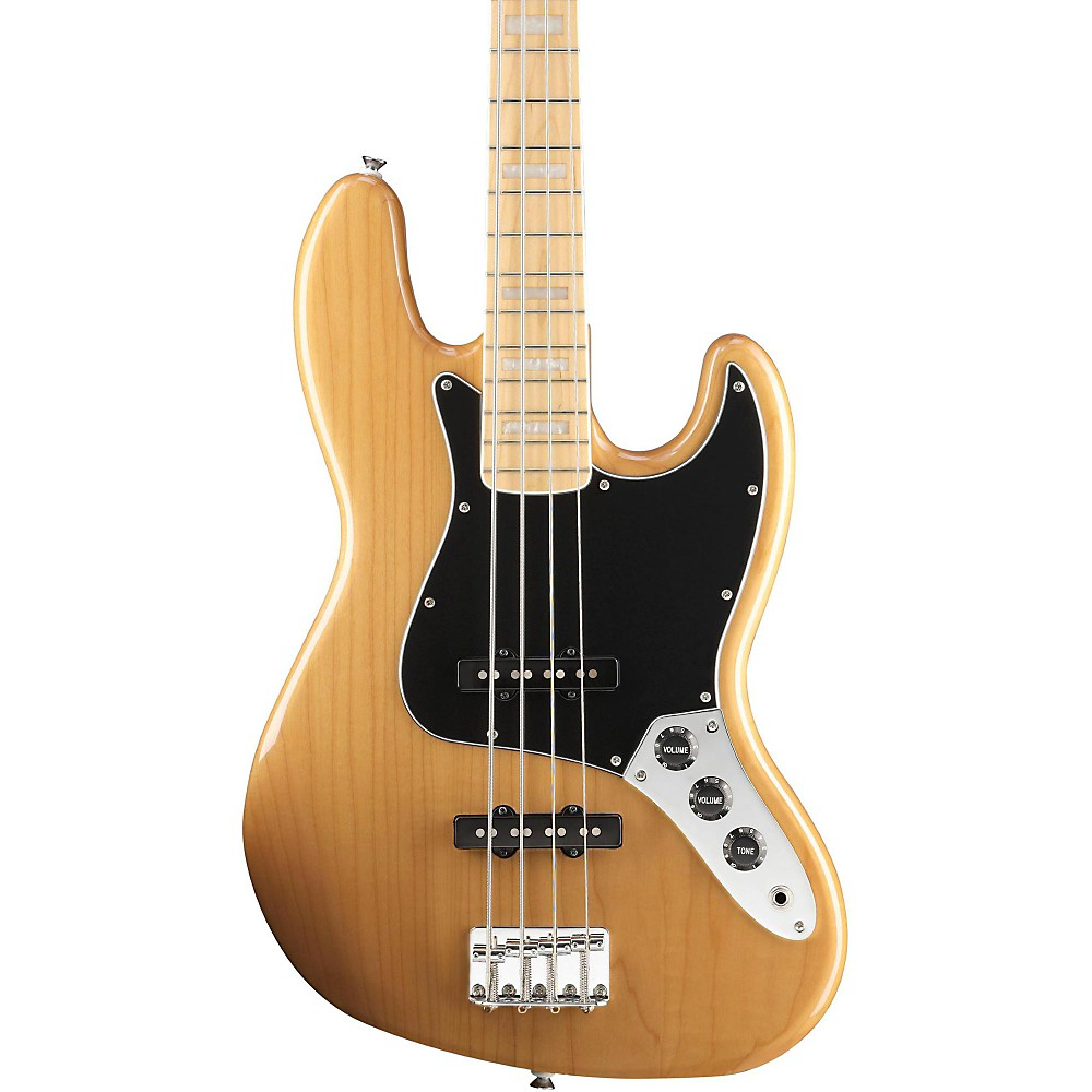 Squier Vintage Modified Jazz Bass 77 Amber