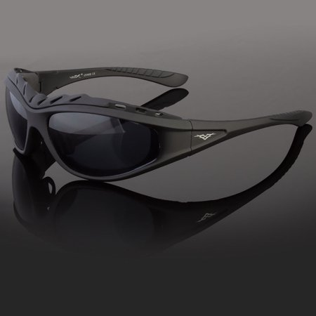New Large Wind Resistant Sunglasses Sports Motorcycle Riding Glasses Foam