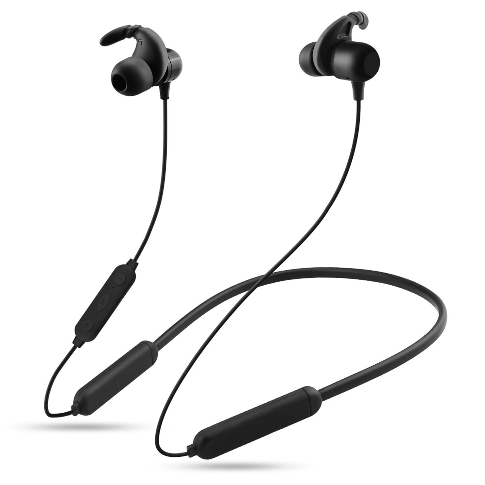 TSV Wireless Headphones, Bluetooth 4.2 Sweatproof Neckband Bluetooth Headphones Lightweight Earbuds In-Ear Earphones Sports Headsets Magnetic Earbuds Noise Cancelling