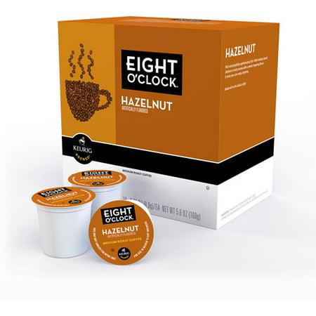 O Clock Hazelnut Coffee K Cups At Walmart