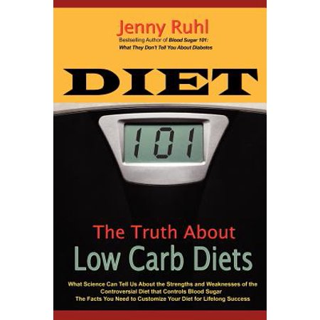 Diet 101 : The Truth about Low Carb Diets