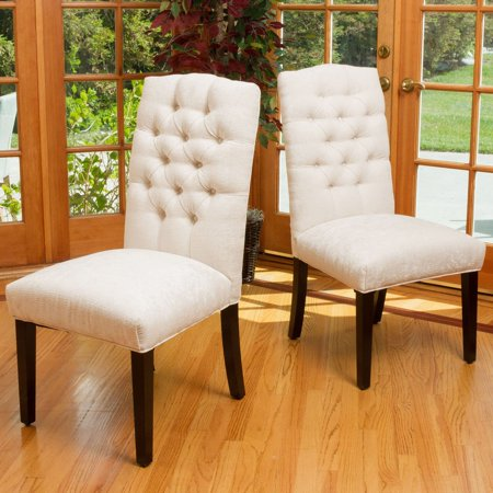 Crown Top Dining Side Chair - Set of 2