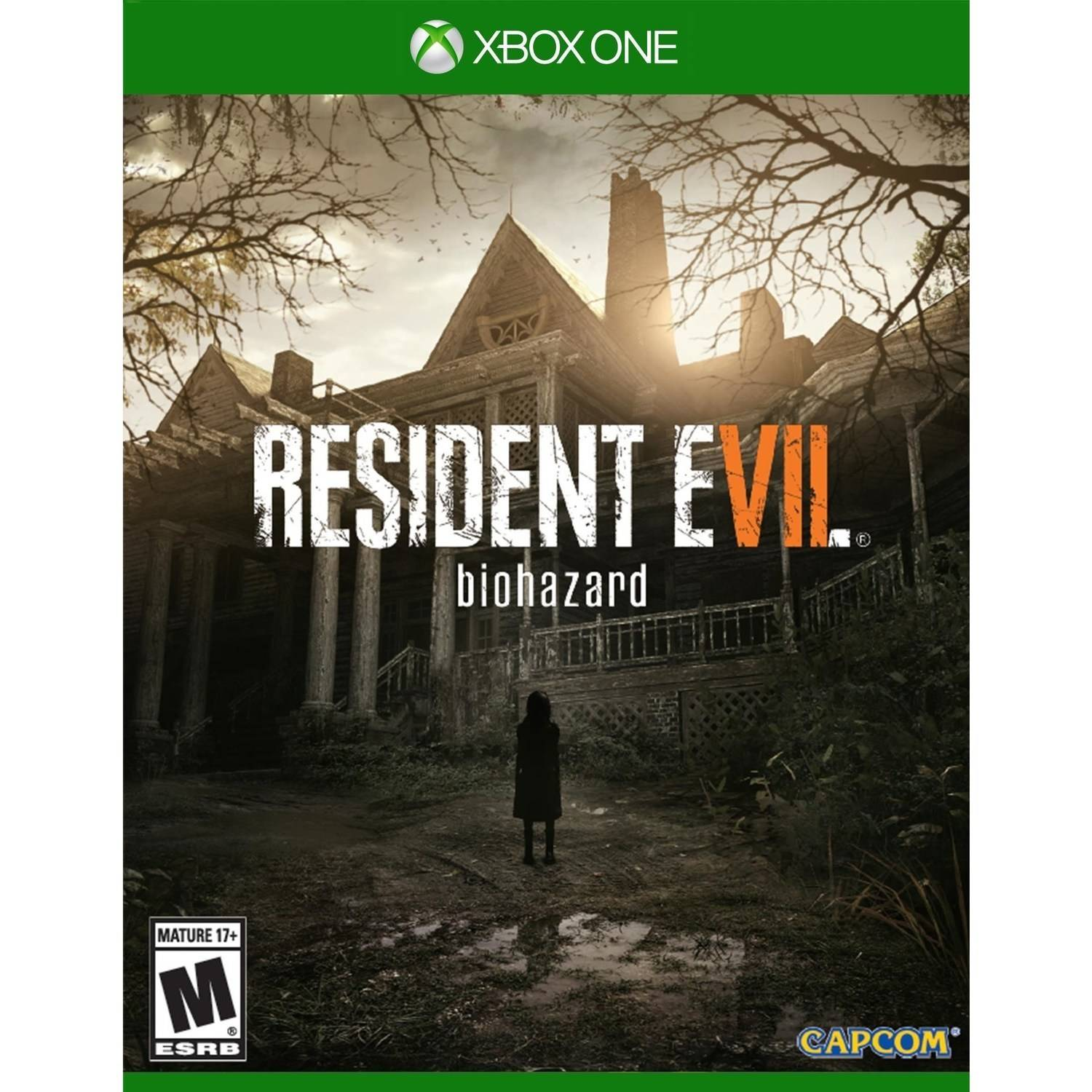 Resident Evil 7 (Xbox One) Capcom, 13388550173 by Capcom CO., LTD