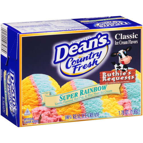 Dean Foods Deans Country Fresh  Ice Cream, 1.75 qt