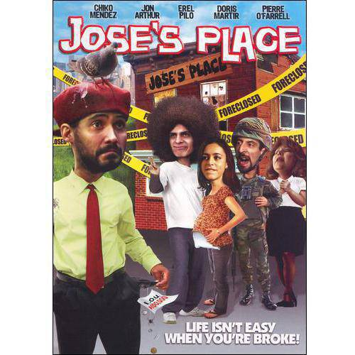 Jose's Place (Spanish) (Full Frame)