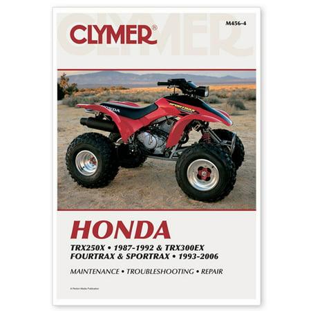 Clymer Service Manual Honda