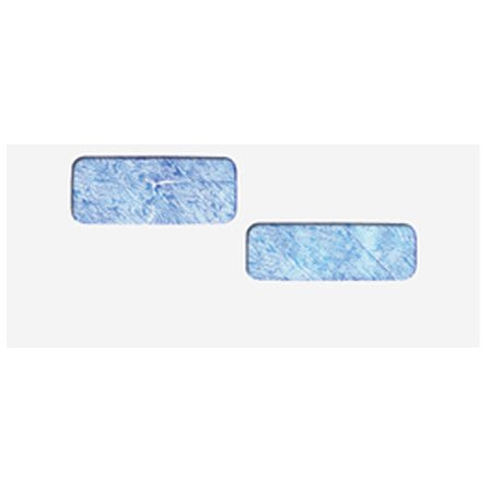 Security Lined Double Window Envelope, Moisture Seal
