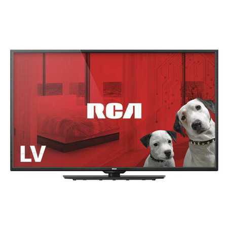"RCA Hospitality HDTV,1920 x 1080,43"" J43LV842"