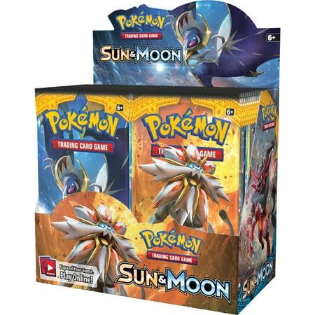 Pokemon TCG Sun & Moon Booster Pack - 1 Random