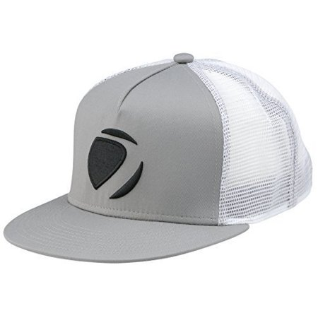 Dye Paintball Icon Snap Hat - Grey