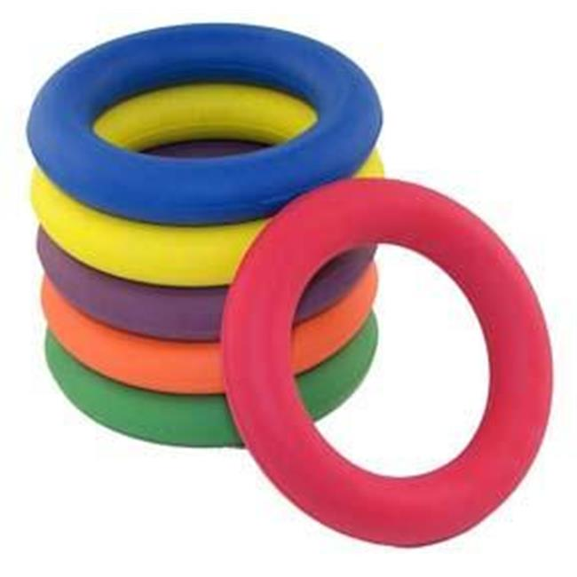 Olympia Sports GA177P Set of 6 Deck Tennis Rings by Olympia Sports