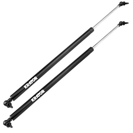 Krator Liftgate Hatch Lift Supports for Dodge Grand Caravan 2001-2007 - Liftgate (Hatch) Gas Springs Strut Prop