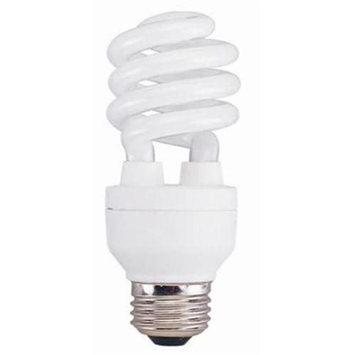 Morris Products 15W Spiral Compact Fluorescent Energy Saving Lamps