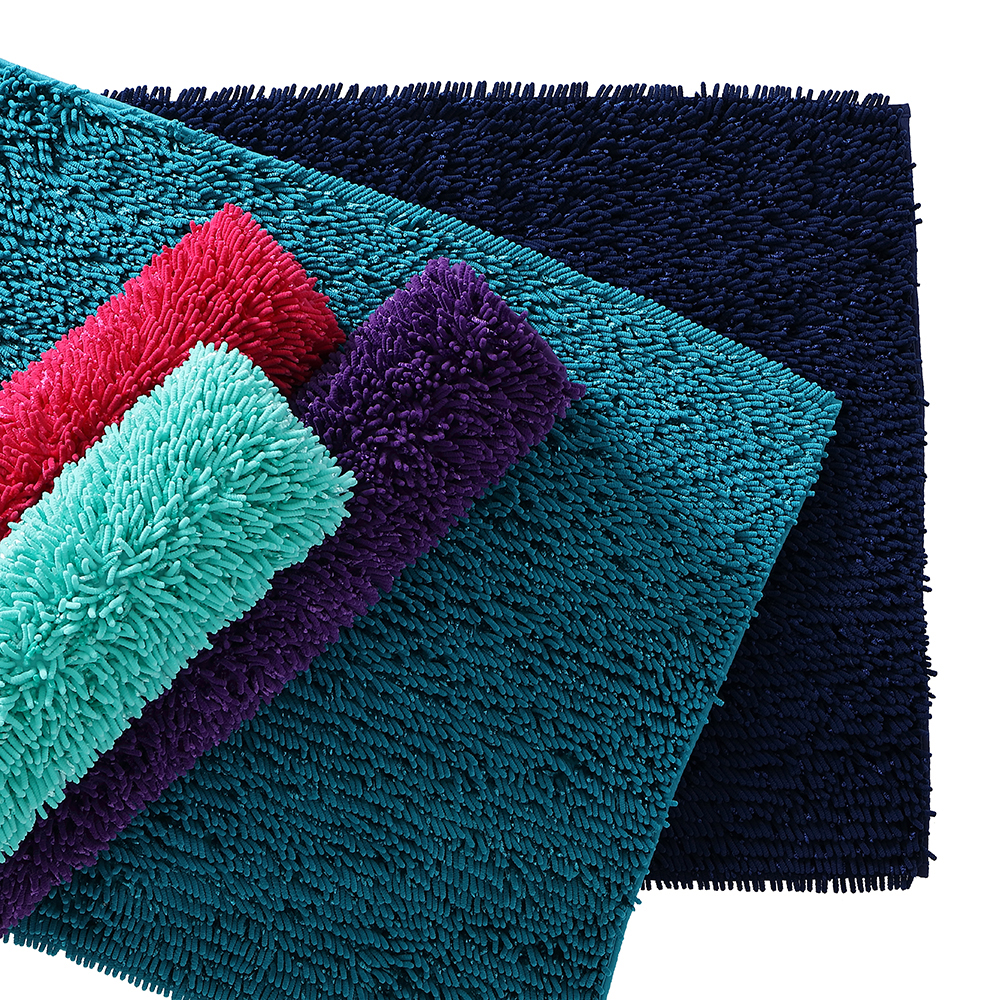 "Your Zone Turquoise Noodle 30"" x 46"" Area Rug"