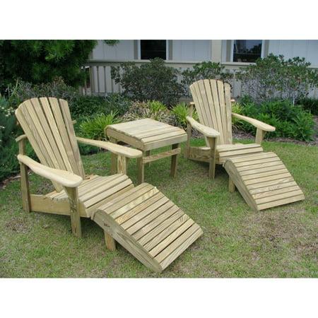 Weathercraft Designers Choice 5 pc. Adirondack Chair Set ()