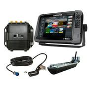Lowrance HDS-9 Gen3 Insight Fishfinder/Chartplotter, 83/200 Bundle, 000-12915-001