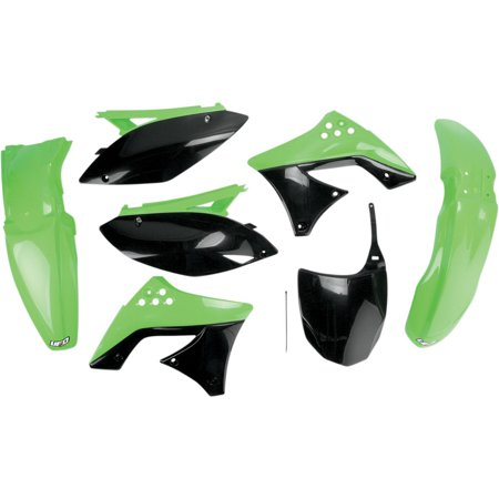 UFO Plastics KAKIT212-999 Complete Body Kit - OEM
